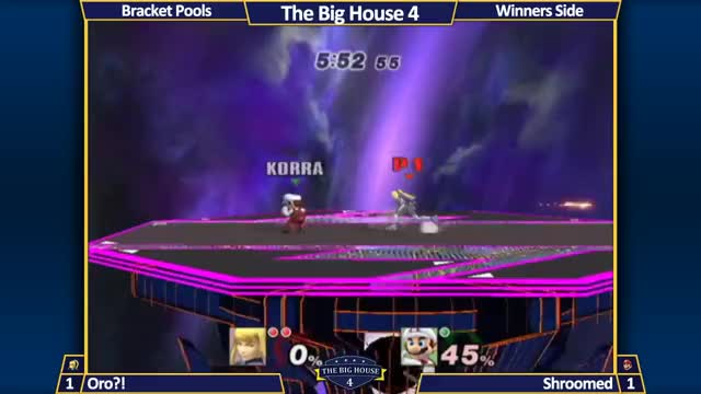 Throwback: Oro!? vs Shroomed BH4