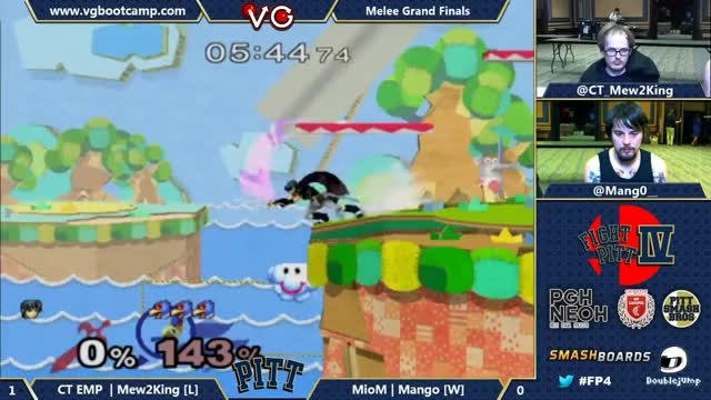 M2K does a taunt cancel, Mango says no