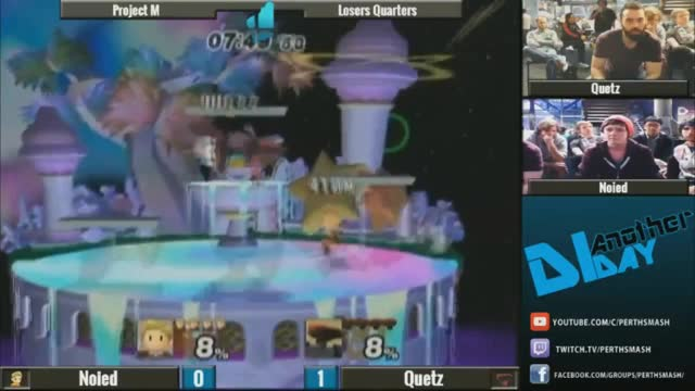 Noied's Lucas Gets a Sick 0-Death on Quetz's ROB