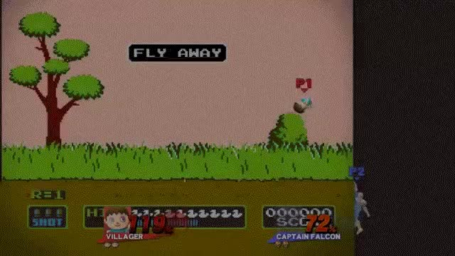 Duck Hunt Jank