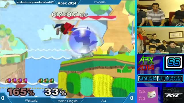 Westballz vs. Axe falco dittos never fail to impress