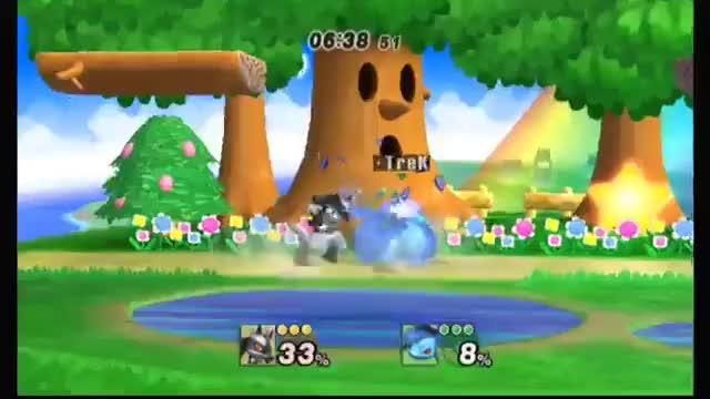 Spirit Bomb vs Garlic Gun