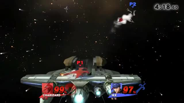 0-Death Spike against Ike by the Zard