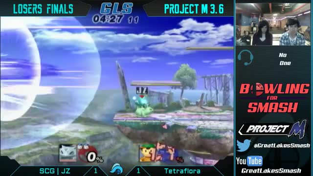 Tetra with the in-tourney Salty Highlights