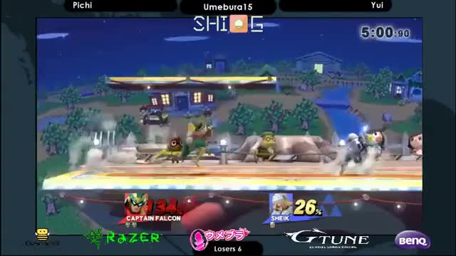 Just another Falcon combo
