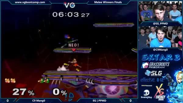 PPMD tech chases Mango into the abyss