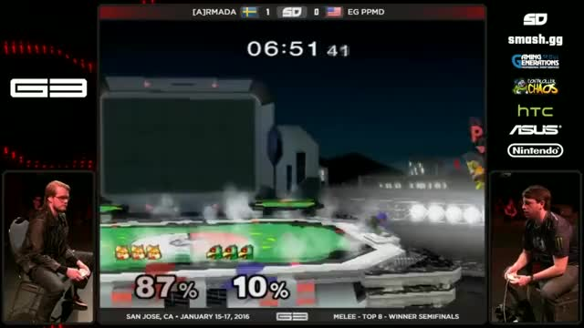 PPMD applies some beautiful pressure