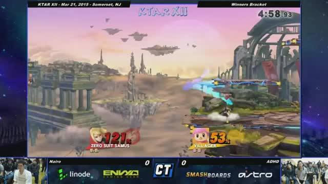 Nairo's ZSS Set Up Game is DIRTY!