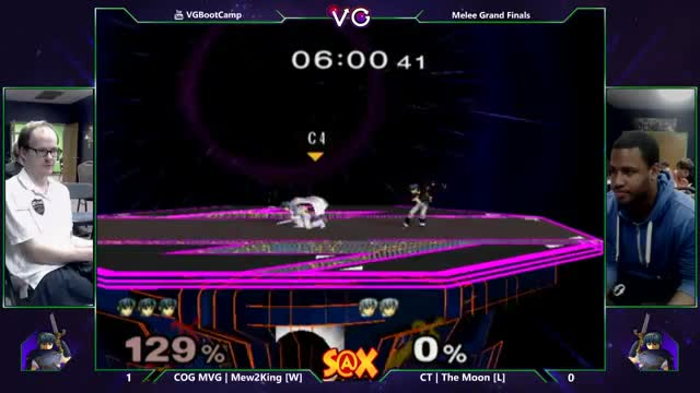 The Moon gets M2k'd on FD