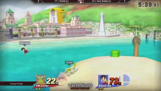 ESAM is GOING TO EVO: Here are some Pika .gifs