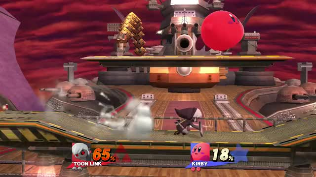 Custom Kirby Combo :D