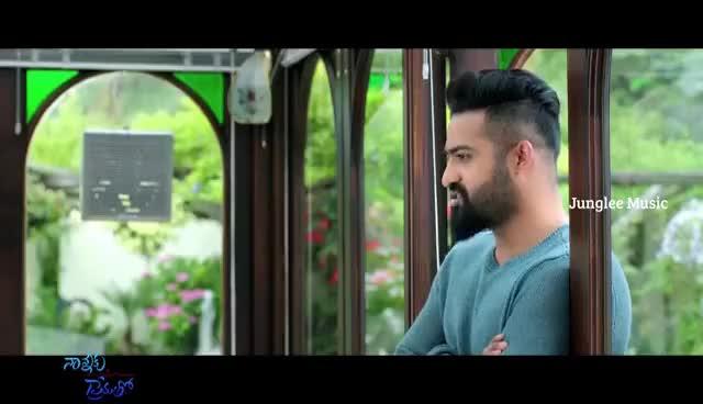 Nannaku Prematho (2016) Hindi Dubbed Movie