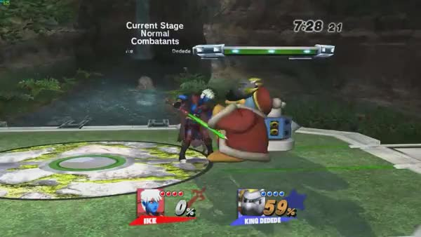 New tech? Ike quick draw chain grabs