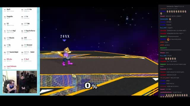 Hax comes back and does a single shine