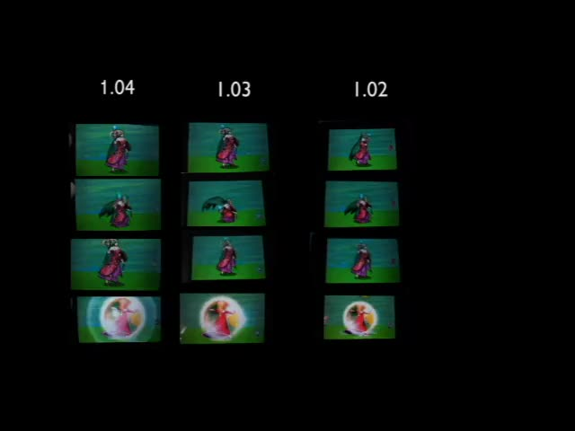 Side by side 1.04 to 1.03 video comparison – Palutena's down and up tilt confirmed IASA buff!