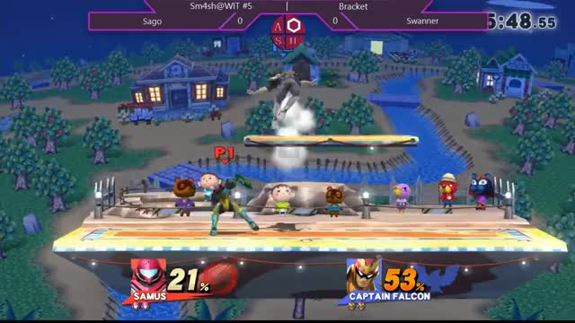 Samus is Low Tier?