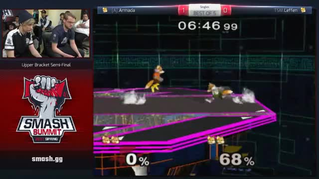 Armada with the most unnecessary off-screen shine spike