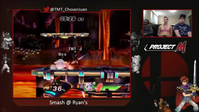 Roy has some busted tech-chase options