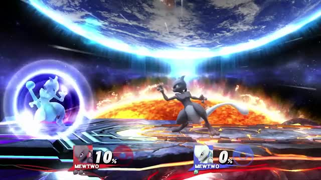 0 to Death on Mewtwo by Mewtwo
