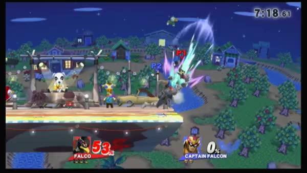 Falco 0-death