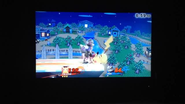 Custom combos: Pikachu combos into!!
