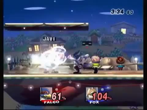 Fox Does 74% Damage in 14 Seconds