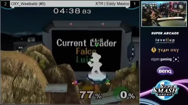 Eddy Mexico with an insane combo on Westballz to bring it back