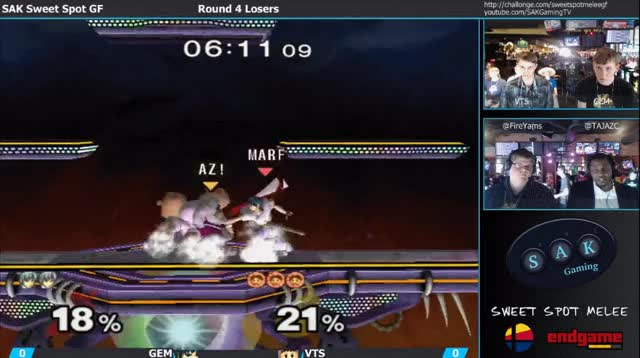 Some chill IC's play from VTS at the SweetSpot Grand Finals at Endgame!!
