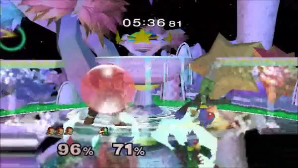 [Ganon] Maximum Disrespect