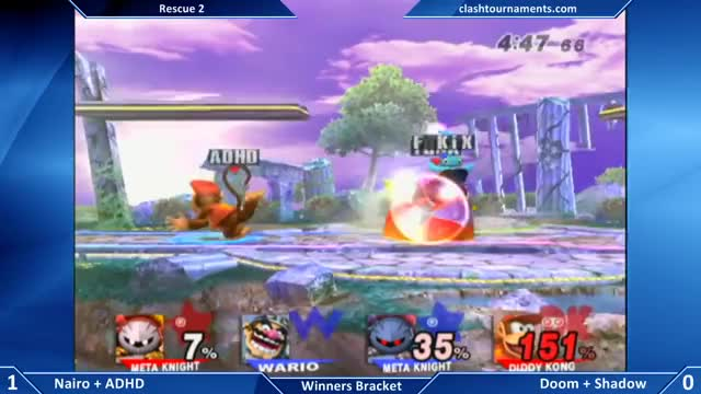 Brawl Doubles is Best Doubles