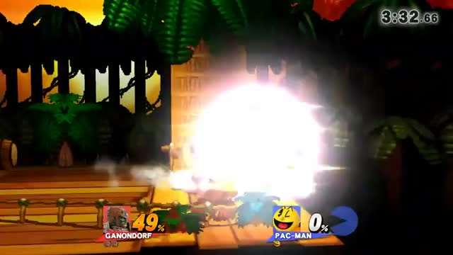 A Ganondorf Zero to Death That Doesn't End in a Dair