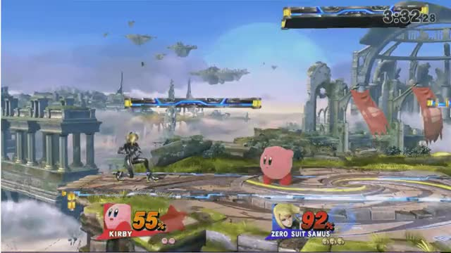 [SSB4 Invitational] Grand Final Hbox vs. ZeRo. What a smooth K.O.