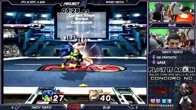 How To Edgeguard with Sonic