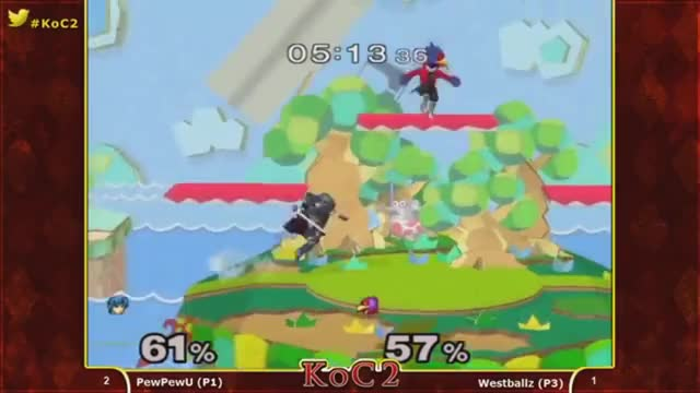 Westballz just doesn't care vs PPU