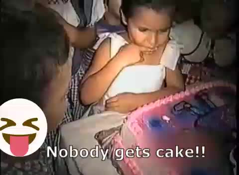 No one gets cake