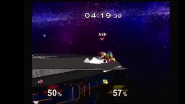 I did a Falco thing… And I just keep watching it over, and over, and over…