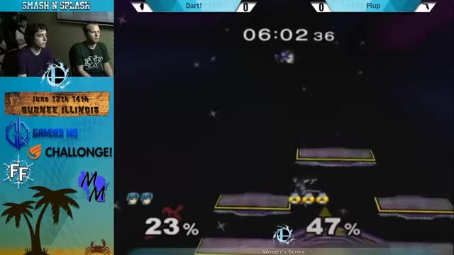 Plup's sheik on the hunt