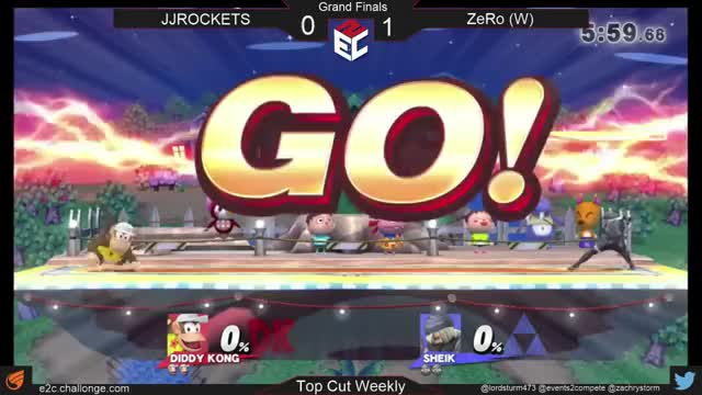 Insane 0 to Death by ZeRo in Grand Finals at a Chicago Weekly