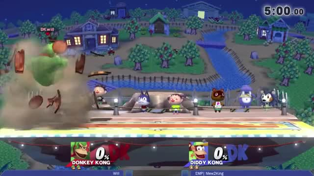 DK Will teaches Mew2King how to Expand Dong (gif in post)
