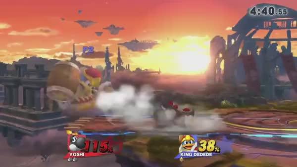 This Yoshi though!
