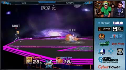 Nice ZSS combos by Oro (x-post /r/smashbros)