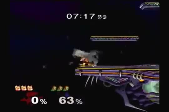 [Ganondorf] Kage gets a shieldgrab on Colbol.