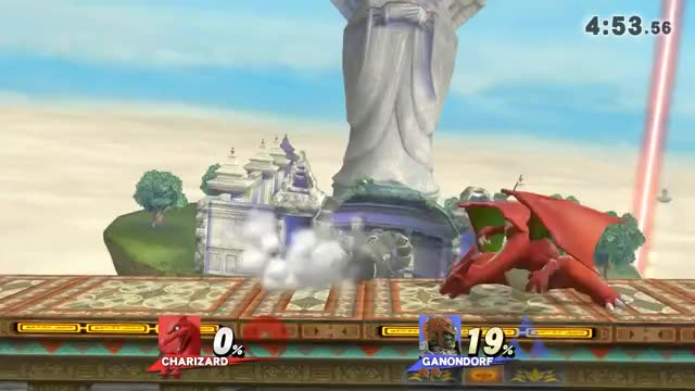 Can't afford to miss Techs against Charizard