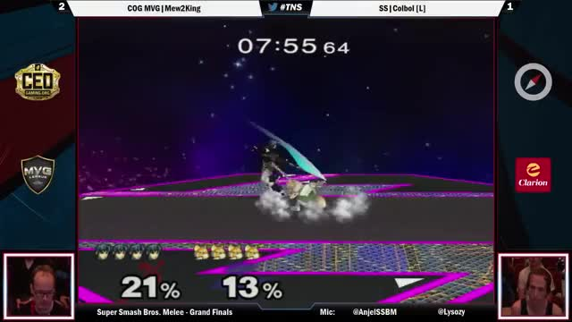 M2k doing M2k things to Colbol