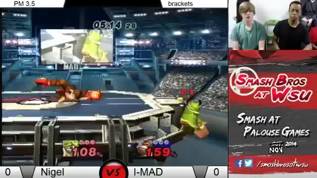 DK 540 Degree throw mixup