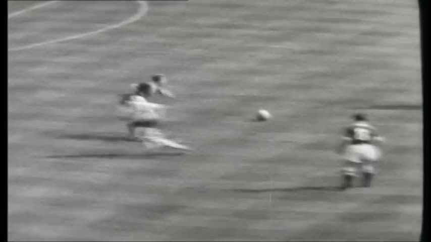 Back in the day this was considered fair play (FA cup final 1958)