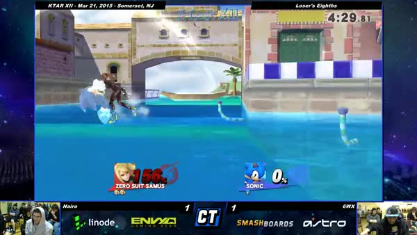 Smash 4 Techs