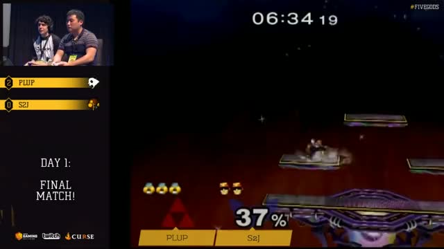 Plup with some spacies-esque shield pressure on S2J.