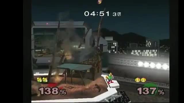 Peach Down Smash 101