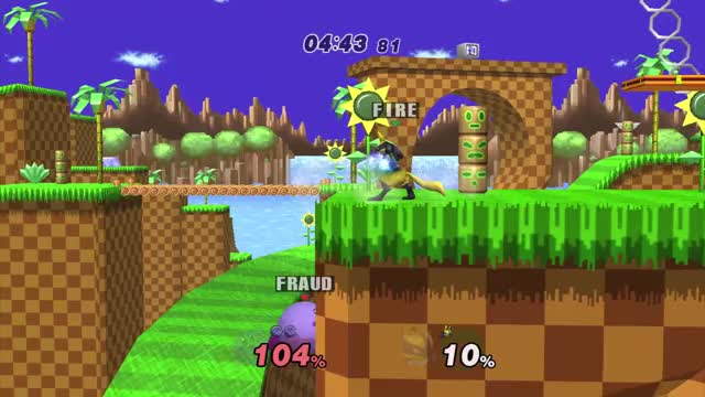 Super Bad 64's fraudulent Kirby takes game 1 from Fire